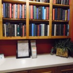 The Nook's book collection